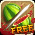 Fruit Ninja IPhone Game Fruits Slashing By Fingers