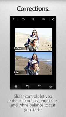 Adobe Photoshop Express Android App Received Major Update