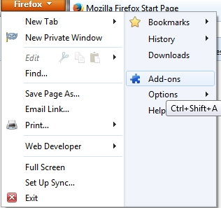 how to go to your chrome plugins