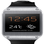 Samsung Galaxy Gear Watch face