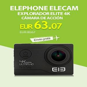 Elephone-camera