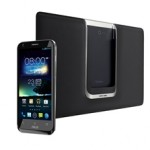 ASUS PadFone 2 Featuring Smartphone Convertible into Tablet