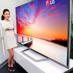 worlds Biggest 84 Inches Ultra Definition 3D TV Released By LG