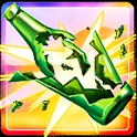 Take Down Your Frustration By Shooting Bottles Android Game
