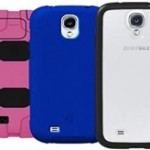 Four Different Protective And Utility Cases For Samsung Galaxy S4 By Griffin