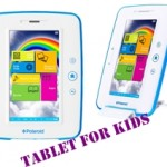 Tablet For Kids From Polaroid Powered By Android