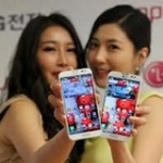 "LG Revealed Optimus G Pro Of 5.5"" Screen In South Korea Soon Be Headed To US"