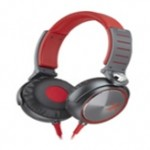 Latest Head Phones By Sony On-Ear MDR-X05 Stylish And Compact Headphones