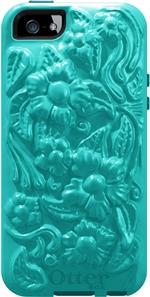 Sea Foam 3D iPhone 5 Case
