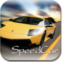 Tilt Smart Phone For Turns Android Racing Game SpeedCar
