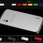 Stylish And Sleek Looking Vinyl Skins For Nexus 4 In $9