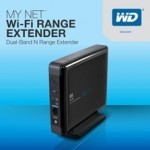 WiFi Router Range Extender By Western Digital
