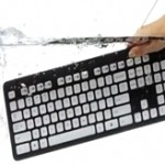 Waterproof And Dustproof A Washable Keyboard By Logitech