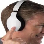 Wireless Headphones With Gesture The Finger Swipe Headphones
