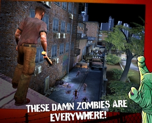 Zombie HQ Game