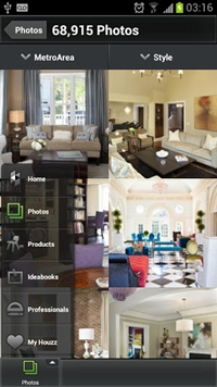 Houzz Interior Design Android app That helps You Decorating ...