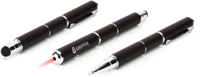 three in one Stylus Pen and Pointer
