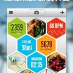 Tracks Your All day Activities And nutrition intakes iPhone App Argus