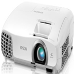 Epson Home Theater 3D Projector PowerLite Home Cinema 2030 2D/3D