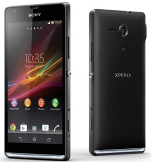 Sony Xperia SP From Bell