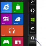 How to Change the idle Time in windows 8