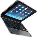 Protective and Stylish Keyboard Case ClamCase Pro for iPad Mini