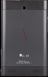 iBall slide 3G-7334Q-10 Back View