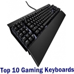Top 10 Best Quality Gaming keyboard in 2014