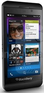 View desktop version website in Blackberry z10