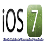How to Block or Unblock Unwanted Calls and SMS in IOS 7