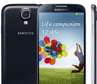 Change screen lock message Galaxy S4