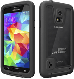 waterproof case galaxy s5