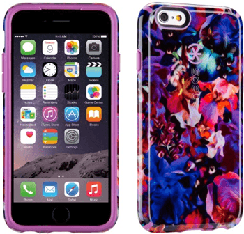 vibrant design iPhone 6 case