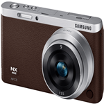 Lightweight Slimmest Smart Camera the NX mini