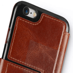 Genuine leather case for iPhone 6 and iPhone 6 plus