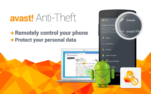 Android App for Anti theft