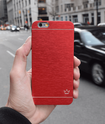 stylish matellic Case iPhone 6