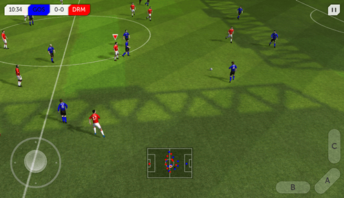 Dream League Soccer Android Game