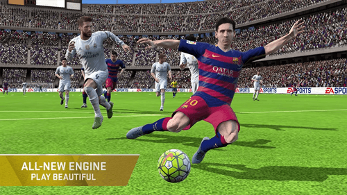 FIFA 16 Android Game