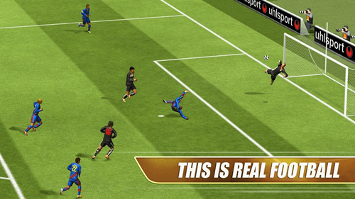 Real Football 2013 Android Game