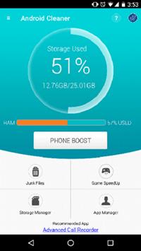Phone boost