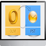 OLM to PST Converter Export Outlook Mac to Windows