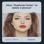 Find Duplicate Pictures in iPhone and Delete