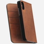 Good Quality Leather wallet case for iPhone X