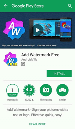 Download water mark
