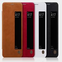 Nillkin leather case