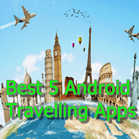 best five android travelling app