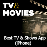 five best iPhone Tv and shows app
