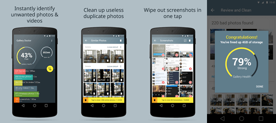 automatically delete duplicate pictures