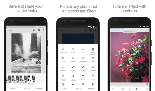 A good Photo Editor App For Android and iOS
